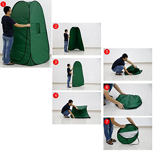 OUTAD-Outdoor-Portable-Pop-up-Tent-with-Windows-Camping-Beach-Toilet-Shower-Changing-Room-Bag