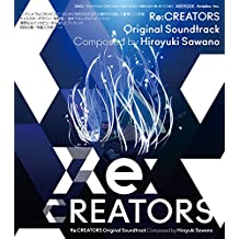 RE:CREATORS O.S.T. O.S.T. - RE