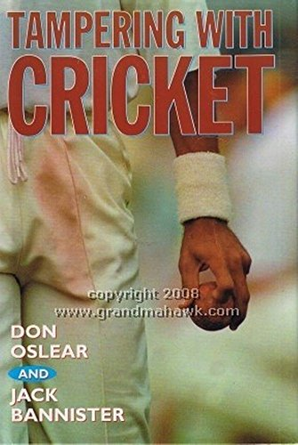 Tampering with Cricket por Don Oslear