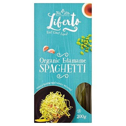 Liberto Gluten Free Organic Edamame Spaghetti 200g