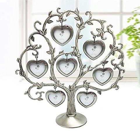 Love tree metal frame personality creative home furnishings ideal gift