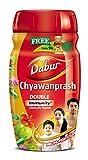 #10: Dabur Chyawanprash - 1 kg with Free Dabur Honey - 50 g