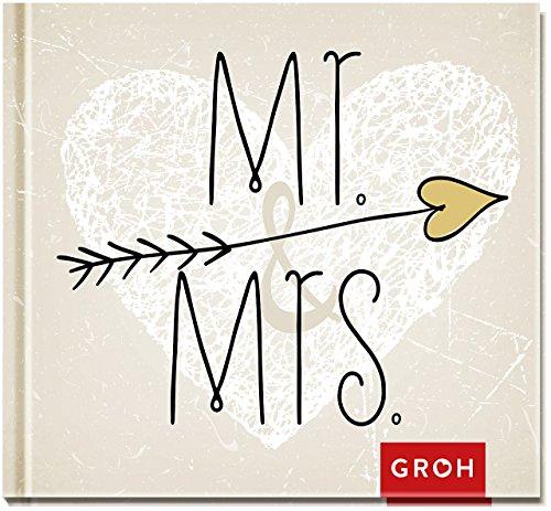 Preisvergleich Produktbild Mr. & Mrs. (Geschenkewelt Mr. & Mrs.)