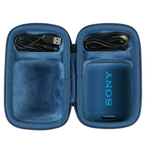 co2CREA Duro Viajar Caso Cubrir para Sony SRS-XB12 Altavoz inalámbrico portátil(Speaker Case)...