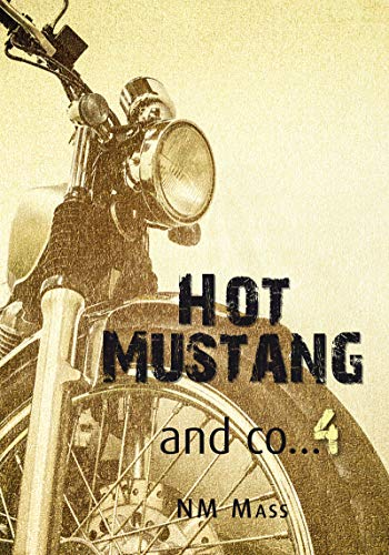 Hot Mustang and co… 4 par NM Mass