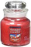 Yankee Candle 1199607 Christmas Eve Cassis Kleines Jar