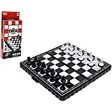 Angel Impex Tactically Exploit The Mini Chess Magentic Foldable Travel Board Game