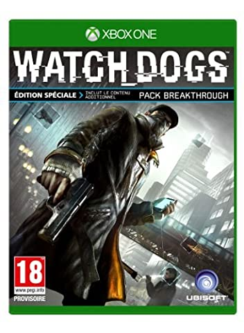 Watch Dogs Xbox - Watch Dogs Spécial Edition - Xbox