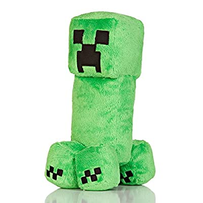 Minecraft Creeper 35 cm Peluche con Sonido por Jinx