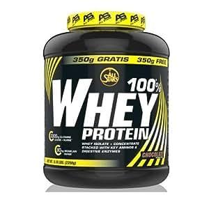 All Stars 100%* Whey Protein 2 x 2350g Dose 2er Pack Banana Split