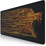 TITANWOLF - XXL Tapis de Souris de Jeu Speed de Mousepad Mouse Mat 900 x 400 mm -...