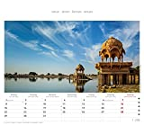 Weltreise 2018 - World Tour - Bildkalender (33,5 x 29) - Landschaftskalender - ALPHA EDITION
