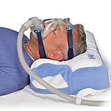 Contour CPAP-Kissen - Bewährtes 6-Zonen CPAP-Kissen (höhenverstellbar) (SomniShop Set K100)
