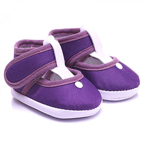 De Sapatos De Bebê Bs118 Bebê Roxo Toma Rastejando Sapatos wOZUx7UPH