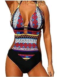 comprare on line 4f27d 934c4 Amazon.it: costumi mare da donna - Rosso / Costumi interi ...