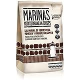 Vicente Vidal Patatas Fritas con Sal Marina de Formentera, Pimienta y Vinagre Balsámico - 150 g