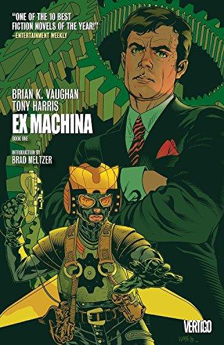 Ex Machina Book 1 TP por Brian K. Vaughn