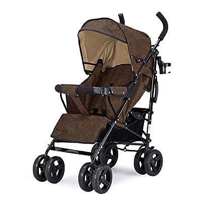 knorr-baby 847700 Buggy Crosser Melange, braun