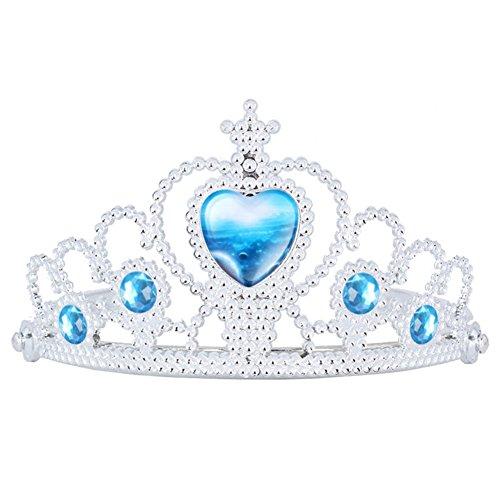 Das beste Unisex Tiara für Abschlussbälle Festzüge Princess Party Krone Geburtstag-Interstellar (Hepburn Audrey Kostüm Hut)