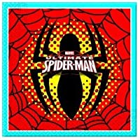 Set 20 servilletas papel Spiderman Marvel