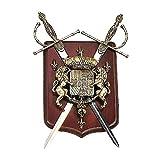 Haller Wandschild, Wappen