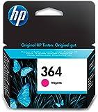 HP 364 Magenta Original Ink Cartridge (CB319EE)