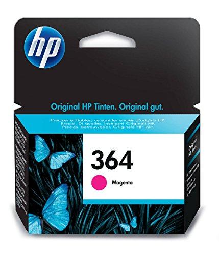 HP CB319EE Cartuccia Inkjet 364, Magenta