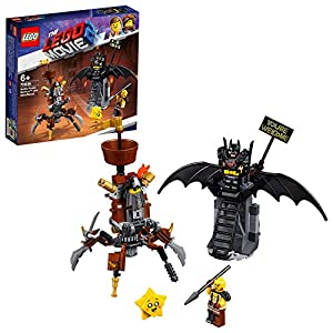 LEGO Movie 2 - Batman pronto alla battaglia e Barbacciaio, 70836 LEGO BATMAN MOVIE LEGO