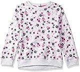 Mothercare Baby - Mädchen Sweatshirt Grey Flower Sweat, grau, 92