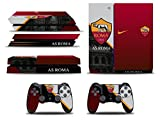 SKIN PS4 FAT AS ROMA SHIRT STYLE