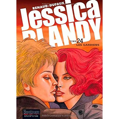 Jessica Blandy, Tome 24 : Les gardiens