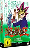 Yu-Gi-Oh - Staffel 2.1 (Episode 50-74) [5 Disc Set]