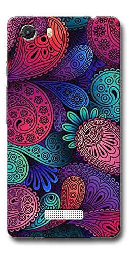 FROST IMAGES Silicon Printed Designer Back Cover for Micromax Unite 3 Q372