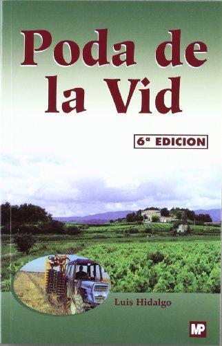 Descargar Libro Poda de la vid de Luis Hidalgo