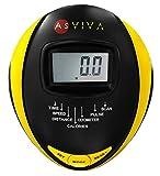 AsVIVA H16 Heimtrainer & Ergometer Cardio Sport X-Bike mit 5kg Schwungmasse, stufenloser Widerstandseinstellung, inkl. Multifunktionscomputer mit Handpulsmessung - 2