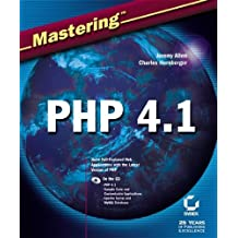 Mastering  PHP 4.1