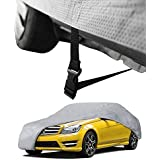 PRÜUF™ Heavy Duty Executive Car Cover   4 Under Car Straps   Fully Waterproof   Fully Windproof   Breathable   2-Year-Guarantee   Developed for Extreme Conditions   Different