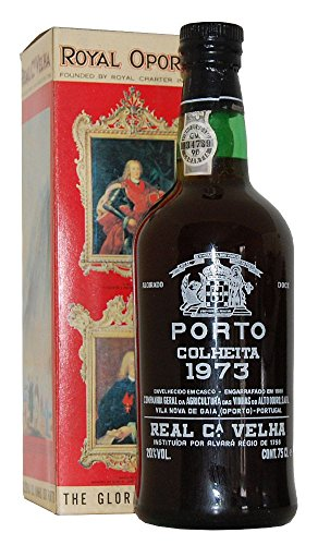 Portwein 1973 Royal Oporto C.A. Velha Colheita