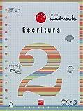 Cuaderno 2 de escritura, Cuadrícula. 1 Primaria - 9788434893627