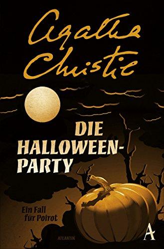 Buchcover Die Halloween-Party: Ein Fall für Poirot