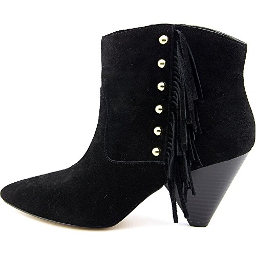 INC International Concepts Pallavi Damen Wildleder Mode-Stiefeletten Black