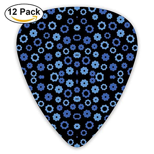 lpaper Guitar Picks For Electric Guitar 12 Pack ()