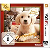 Nintendogs + cats Golden Retriever - Nintendo Selects - [3DS]
