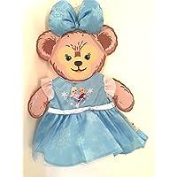 Disney Parks ShellieMay Duffy Friend Elsa Anna Frozen Dress Plush Bear Clothes by Disney