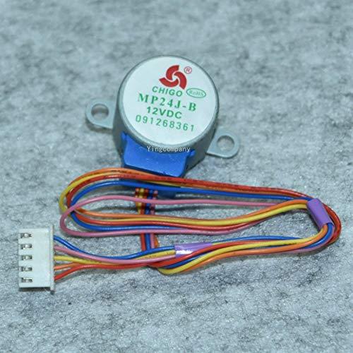 Wnuanjun, Klimaanlage Teile Schwenkmotor Windrichtungsmotor Synchronmotor MP24J-B 12VDC (Color : 1pcs) -