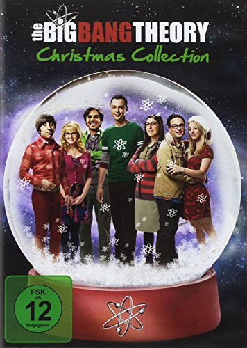 The Big Bang Theory - Christmas Collection - Dvd Bang Theory
