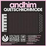 Songtexte von andhim - Quetschkommode