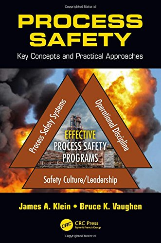 Process Safety: Key Concepts and Practical Approaches
