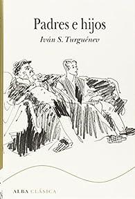 Padres e hijos par Iván Turguénev