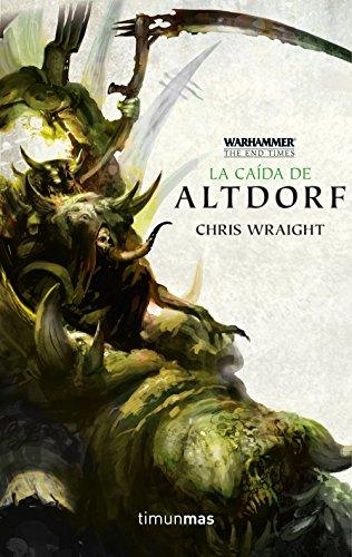 La caída de Altdorf nº 01/04 (Warhammer) por Chris Wraight